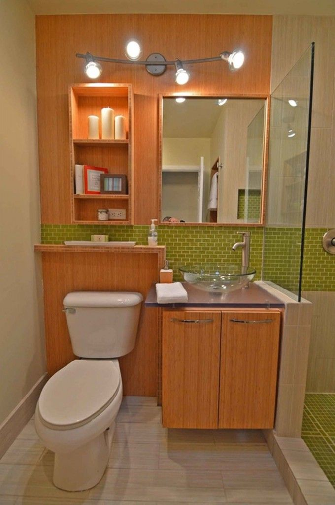 1000+ images about Walk in shower small bathroom on