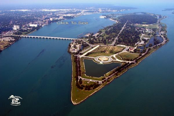 Pictures Of Detroit Michigan Aerial Photography By Don