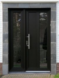 25+ best ideas about Modern Front Door on Pinterest