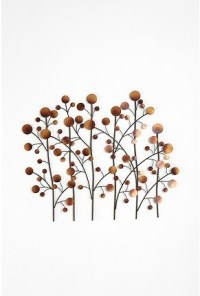 Poppy Wall Sculpture from Urban Outfitters. Love the ...