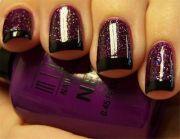 3 coats of milani rad purple
