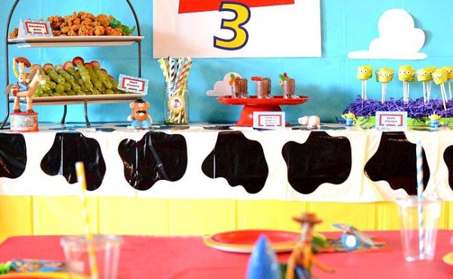 17 Best Images About Toy Story Birthday Party Ideas On