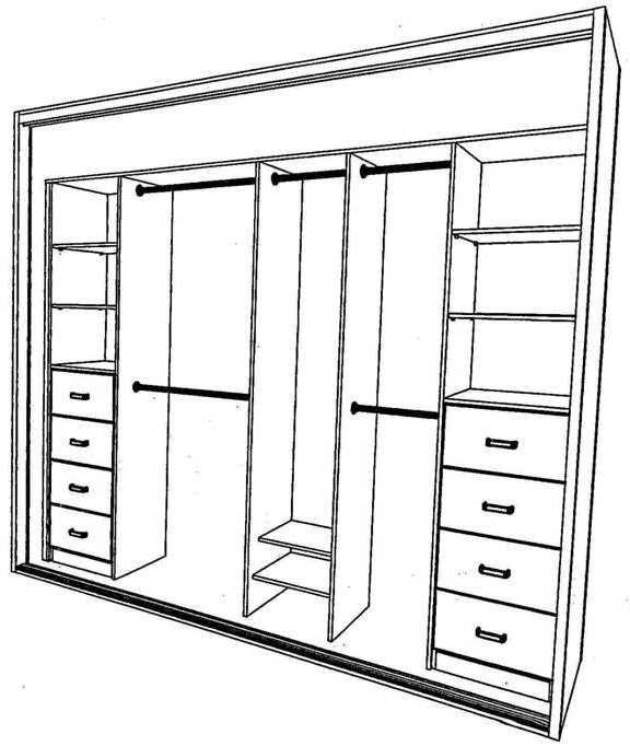 1000+ ideas about Master Closet Layout on Pinterest