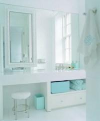 1000+ ideas about Tiffany Blue Bathrooms on Pinterest ...