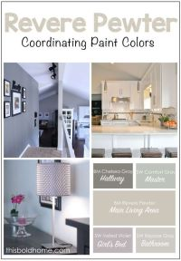 17 Best ideas about Coordinating Paint Colors on Pinterest ...