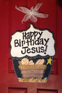 Poet obrzk na tma Christmas crafts, keeping Jesus ...