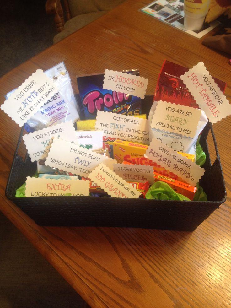 Anniversary Gift Idea For Boyfriend Cute Ideas