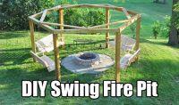 1000+ ideas about Fire Pit Swings on Pinterest | Swing ...