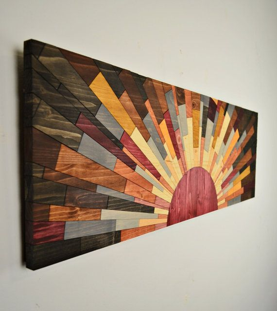 The 25+ best ideas about Wood Wall Art on Pinterest