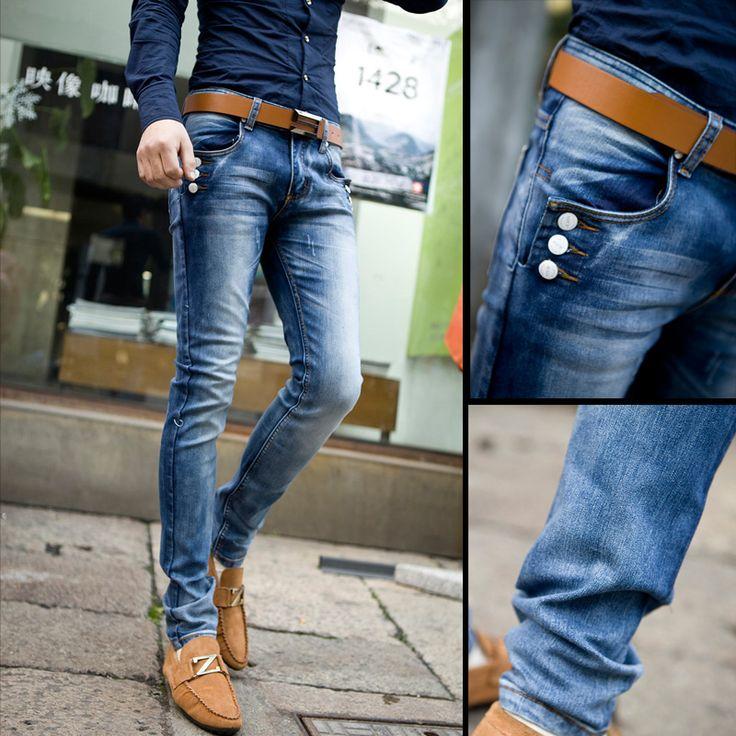 La primavera 2014 coreano nuevo de la moda los pantalones