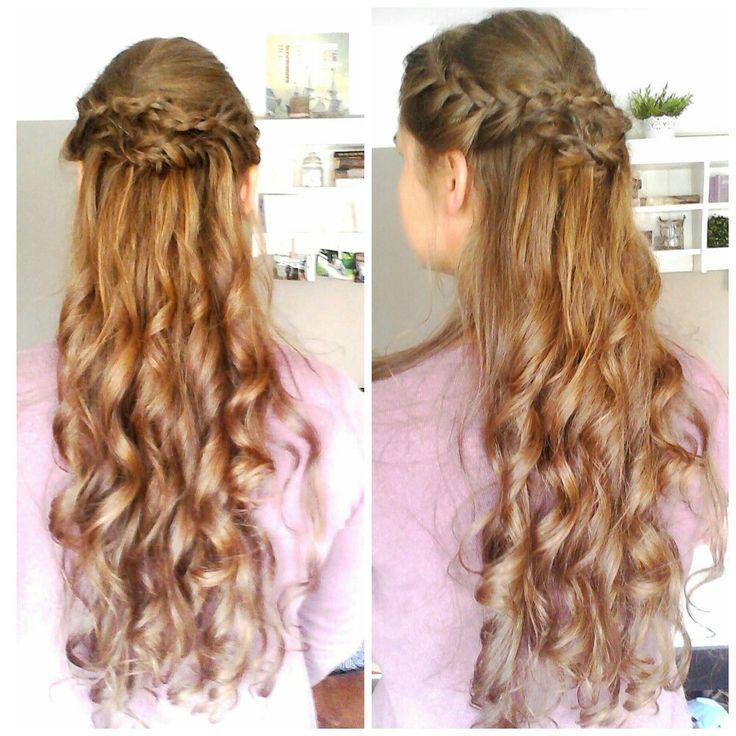 25 Best Ideas About Frisuren Offene Haare On Pinterest