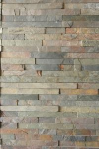 Mix Color Slate Wall cladding tiles | Natural Stone Wall ...
