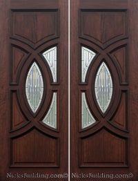 Front Door. Wood Exterior Door. Double Door. Olympus Door ...
