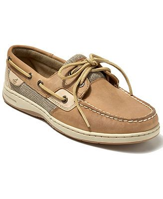 Sperry Top-Sider Womens Bluefish Boat Shoes – All Womens Shoes – Shoes –