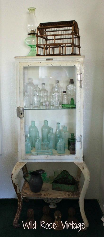 25 best ideas about Vintage medicine cabinets on