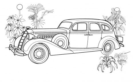 259 best vehicle line drawings images on Pinterest