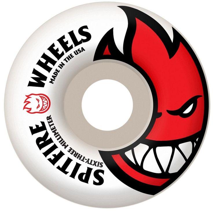 spitfire mm bighead white red cheap skateboard wheels planches roulettes bon marcheroues