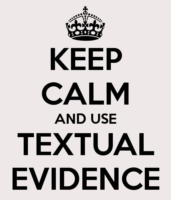 17 Best ideas about Citing Textual Evidence on Pinterest