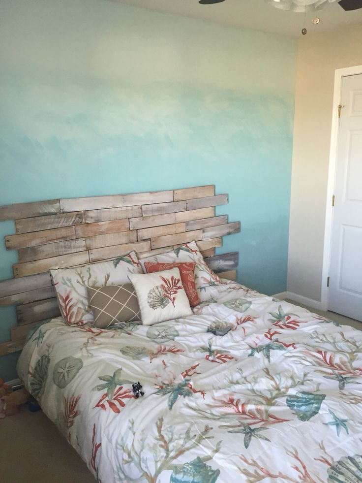25+ best ideas about Beach headboard on Pinterest