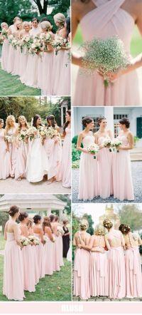 Best 20+ Pink bridesmaid dresses ideas on Pinterest | Pink ...