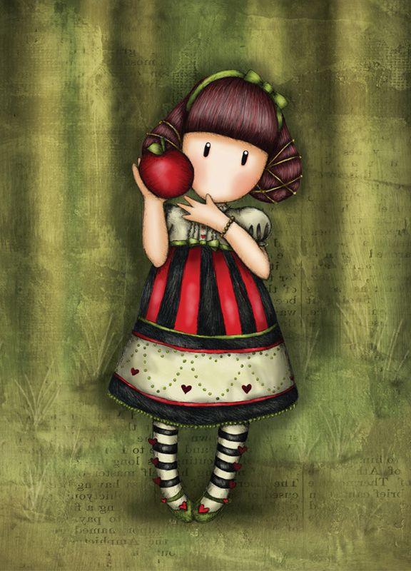 Cute Little Dolls Wallpapers Gorjuss Girls Woolcott Gorjuss Gorjuss Art Mu 241 Ecas Gorjuss