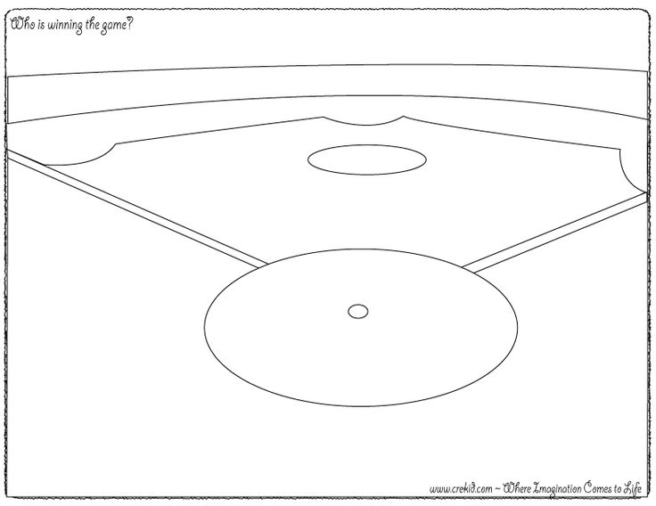 20 best Baseball coloring pages images on Pinterest