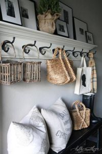 Crown molding for shelf and coat rack | For the Home ...