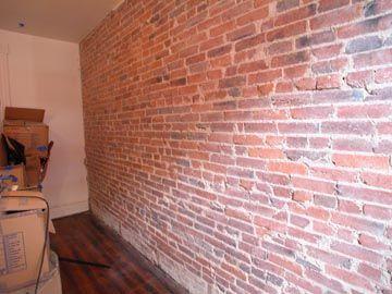 Brick Accent Walls Easy Diy And Thin Brick Veneer On