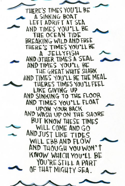 Top 25+ best Sea quotes ideas on Pinterest