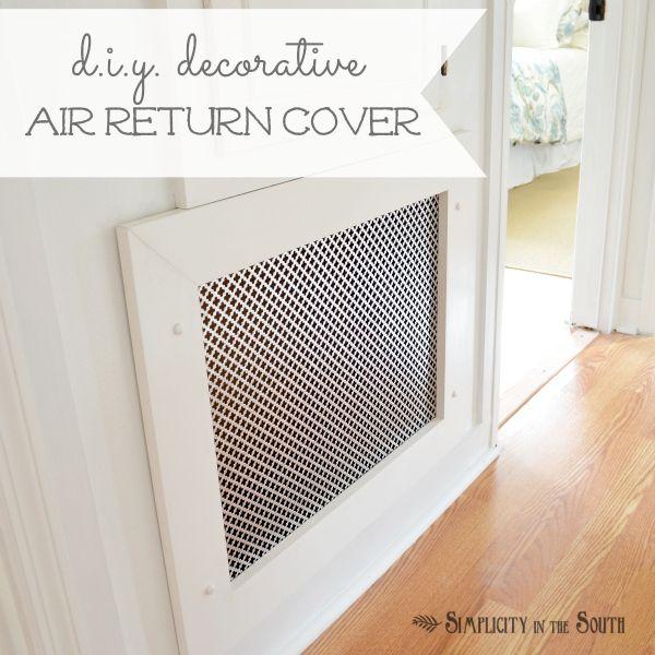 Best 25 Return air vent ideas on Pinterest  Vent covers Air vent and Hvac design