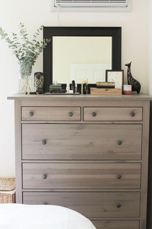 25 best ideas about Dresser top decor on Pinterest  Dresser styling Bedroom dresser