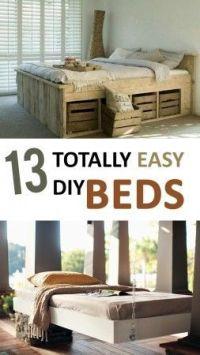 25+ Best Ideas about Diy Bedroom on Pinterest