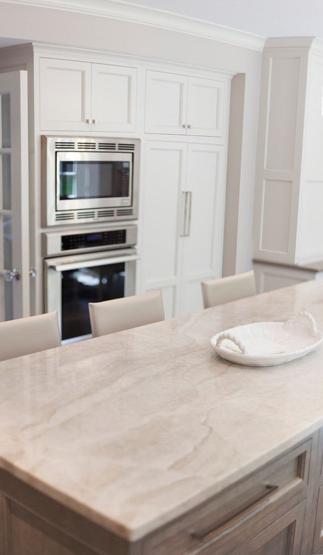 Is this Taj Mahal quartzite?  Whatever it is, I really like it.  Soft and subtle.