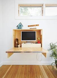 1000+ ideas about Fold Down Desk on Pinterest