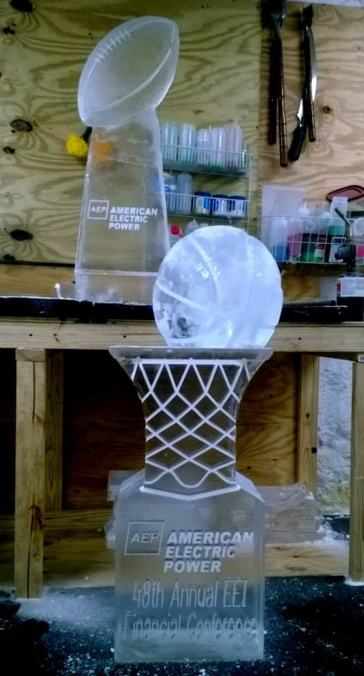 1000 Images About Ice Sculptures Sports Themed On