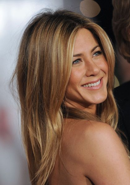 17 Best ideas about Jennifer Aniston Hair Color on