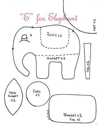 17 Best ideas about Elephant Pattern on Pinterest