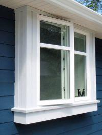 window bump-out | House Windows - Bay Windows, Bump-outs ...
