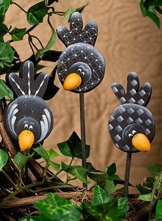 42 Best Images About Ladybug Yard Art On Pinterest Gardens Yard
