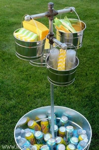 25 Best Ideas About Outdoor Graduation Parties On Pinterest