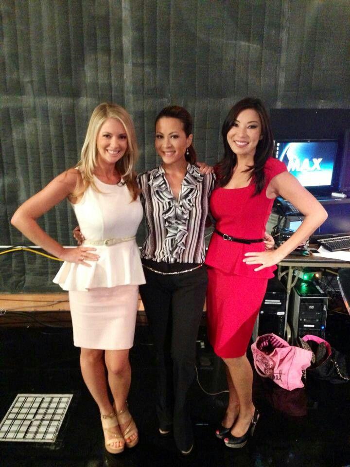 Evelyn Taft Leyna Nguyen And Amber Lee EVELYN TAFT