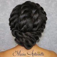 Best 20+ Natural hair updo ideas on Pinterest