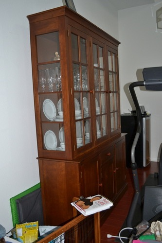 Ethan allen China cabinets and Buffet on Pinterest