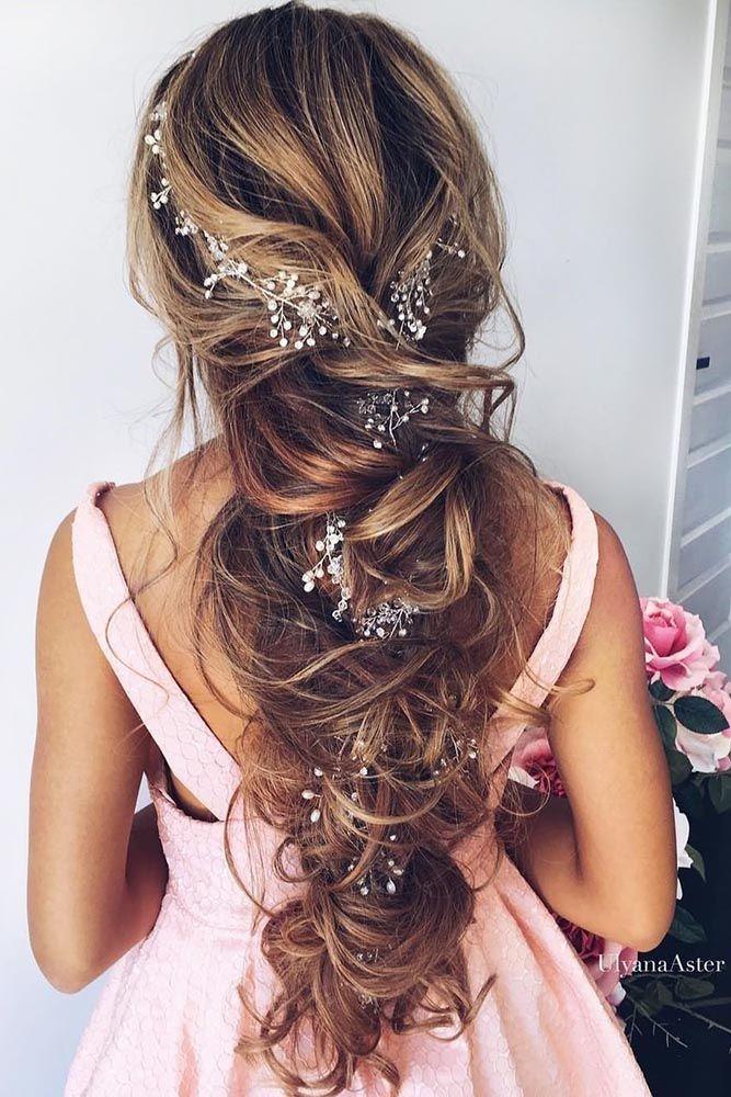 25 Best Ideas About Wedding Hairstyles On Pinterest Wedding