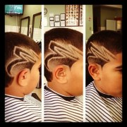 boy hair design