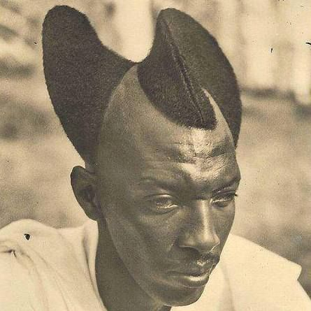 32 Best Images About Funky Ancient African Hairstyles On Pinterest
