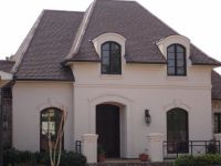 French Country Home Stucco Best Design Stucco French ...