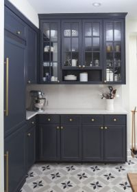 25+ best ideas about Navy cabinets on Pinterest | Navy ...