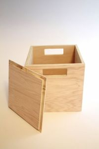 Best 25+ Wooden storage boxes ideas on Pinterest