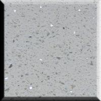 Slab granite countertops: White sparkle countertops